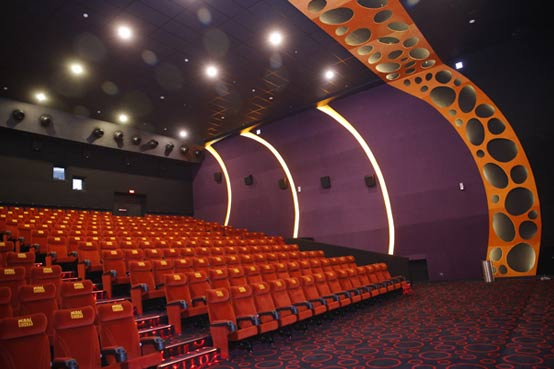 theatres in dubai