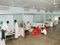 Medical reliefs By Miraj group
